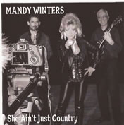She Ain't Just Country by Mandy Winters