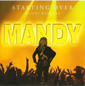Starting Over Album by Mandy Winters